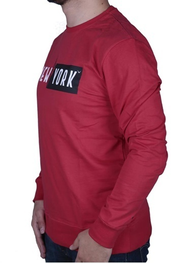 Cazador Sweatshirt Kırmızı